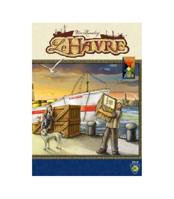 بندر لو هاور (Le Havre)
