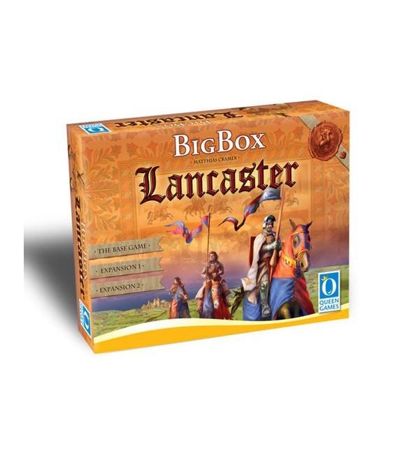 لنکستر نسخه جعبه بزرگ (Lancaster: Big Box)