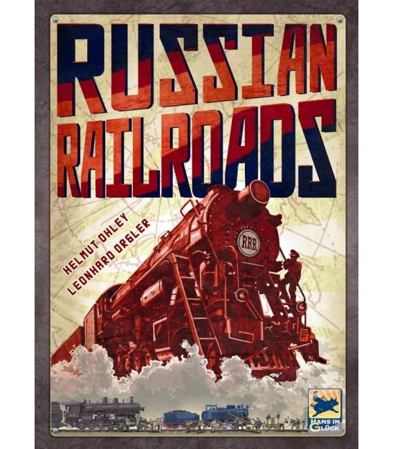 راه آهن روسیه (Russian Railroads)