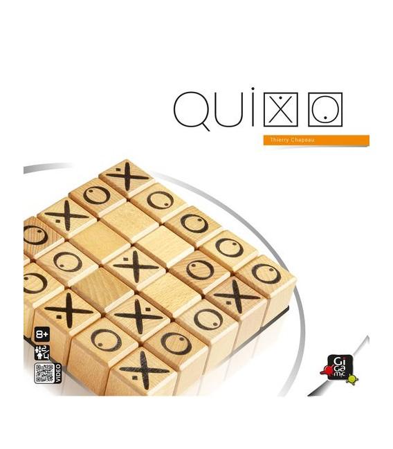 کويکسو کلاسیک (Quixo)