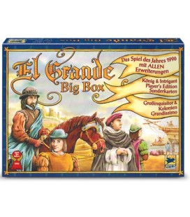 ال گرانده بیگ باکس (El Grande Big Box)