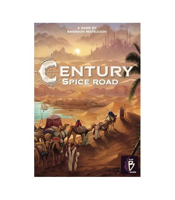 قرن: جاده ادویه (Century: Spice Road)