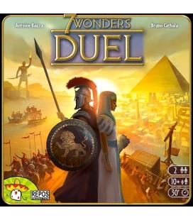 عجایب هفتگانه: دوئل (7 Wonders: Duel)