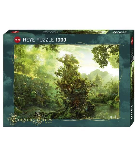 پازل 1000 تکه (Enigma Trees)