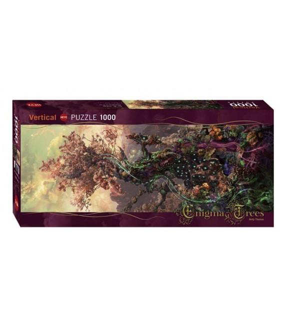 پازل 1000 تکه (Enigma Trees Phosphorus)
