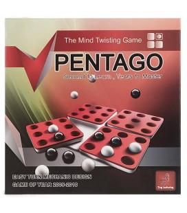بازی ایرانی پنتاگو (pentago)