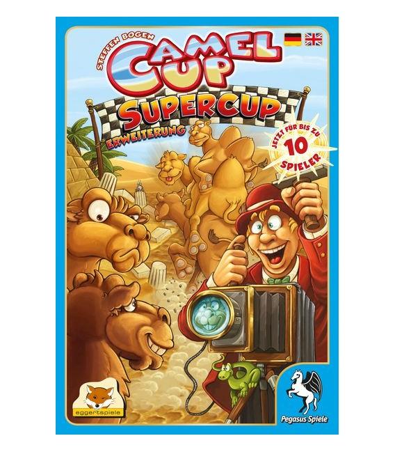 کمل آپ: توسعه سوپرکاپ (Camel Up: Supercup)