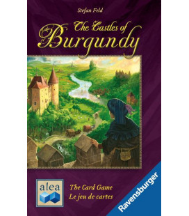 قلعه های برگاندی نسخه کارتی (The Castles of Burgundy: the card game)