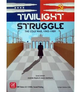 نبرد در گرگ و میش (Twilight Struggle)