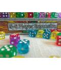 ساگرادا توسعه 5 و 6 نفره (Sagrada 5&6 Player Exp)