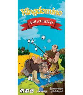 کینگ دومینو: دوران غول ها (Kingdomino: Age of Giants)