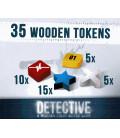 کارآگاه: یک بردگیم جنایی مدرن (Detective A Modern Crime Board Game)