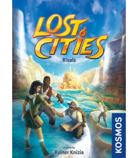 شهرهای گمشده: رقبا (Lost Cities: Rivals)