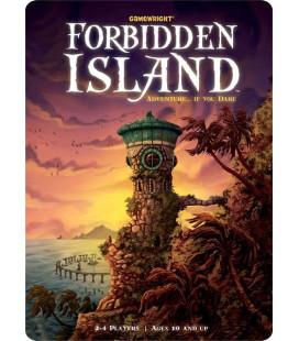 جزیره ممنوعه (Forbidden Island)