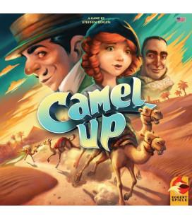 شترسواری نسخه دوم (Camel Up Second Edition)