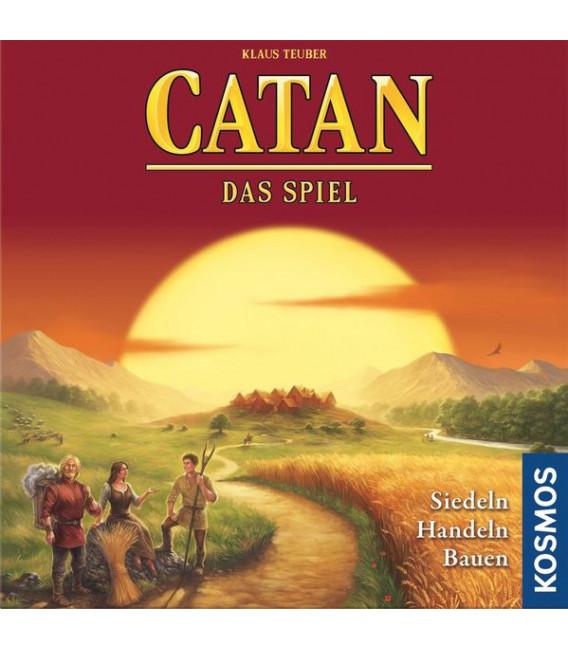 کاتان: نسخه آلمانی (Catan)