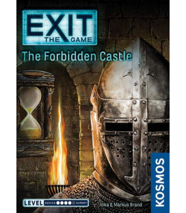 خروج: قلعه ممنوعه (Exit The Game: The Forbidden Castle)