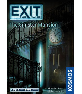 خروج: عمارت اهریمنی (Exit The Game: The Sinister Mansion)