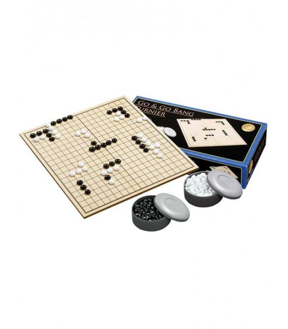 گو (Go & Go bang tournament)