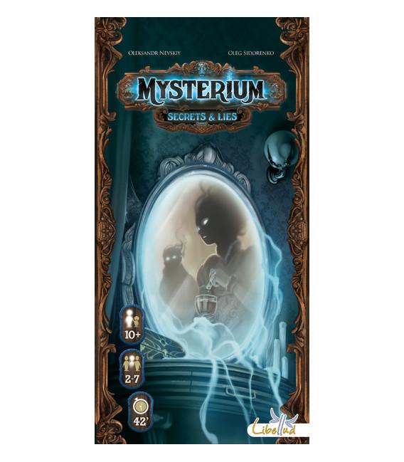 راز: رازها و دروغ ها (Mysterium: Secrets & Lies)