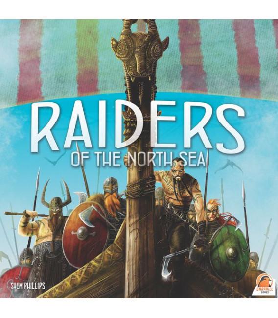 مهاجمان دریای شمال (Raiders of the North Sea)