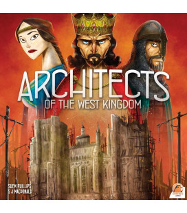 معماران امپراتوری غرب (Architects of the West Kingdom)