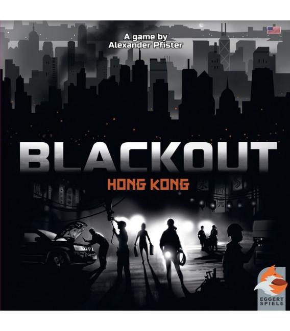 خاموشی: هنک کنگ (Blackout: Hong Kong)