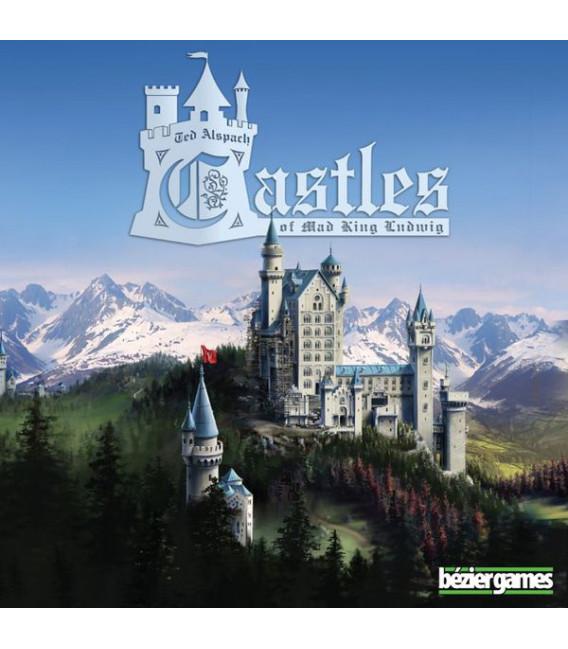 قلعه های شاه لودویگ دیوانه (Castles of Mad King Ludwig)