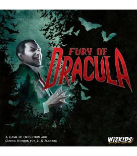 (Fury of Dracula (Fourth Edition