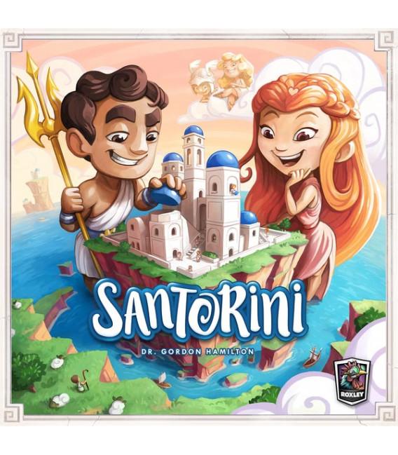 سانتورینی (Santorini)