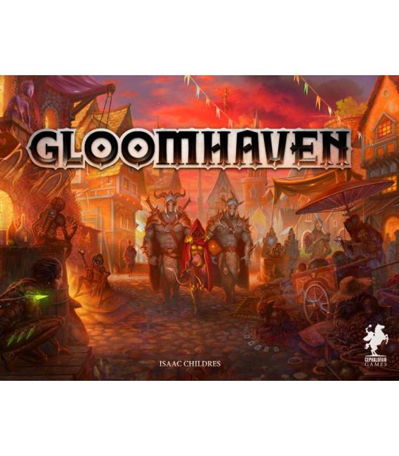 بازی گلوم هون (Gloomhaven)