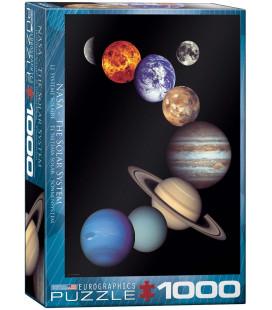 پازل 1000 تکه NASA