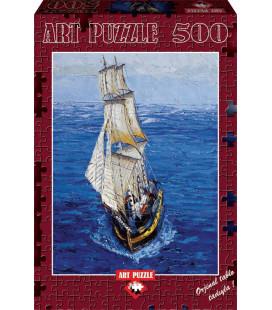 پازل 500 تکه Sailing Boat