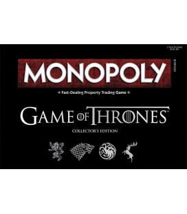 بازی مونوپولی گیم او ترونز (Monopoly Game of Thrones Collector's Edition)