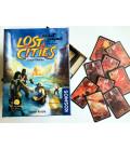 بازی ایرانی شهرهای گمشده: رقبا (Lost Cities: Rivals)