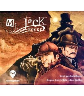 بازی ایرانی آقای جک (Mr. Jack Pocket)