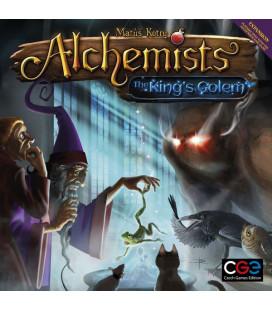 کیمیاگران: غول سنگی پادشاه (Alchemists The King's Golem)