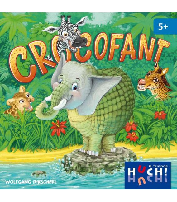 کروکوفیل (Crocofant)