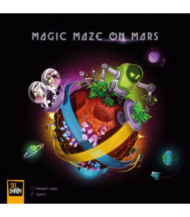 هزارتوی جادویی در مریخ (Magic Maze on Mars)