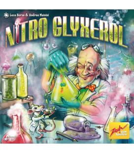 نیتروگلیکسرول (Nitro Glyxerol)