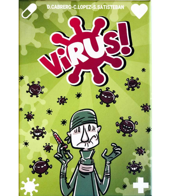 بازی ایرانی ویروس (Virus)