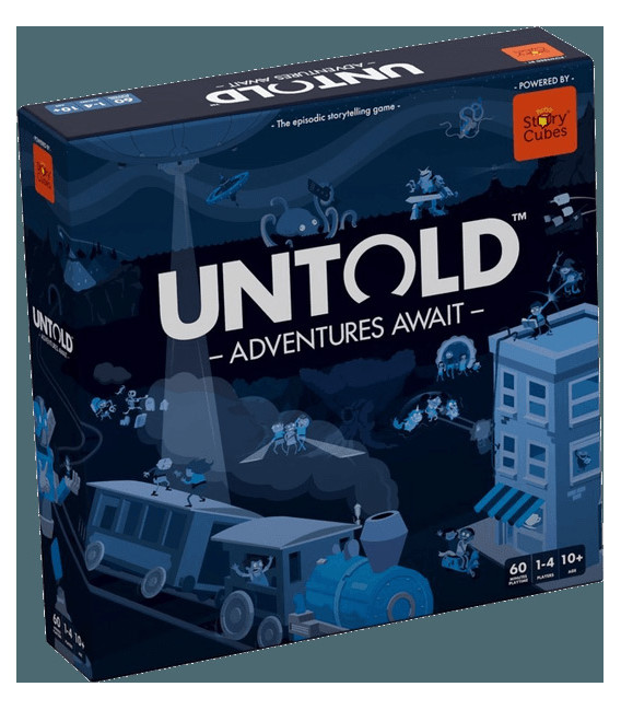 بازی Untold: Adventures Await