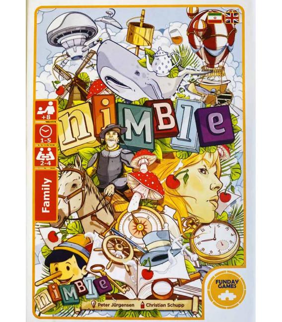 بازی ایرانی نیمبل (Nimble)