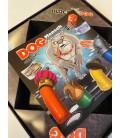 بازی ایرانی منچ سگی (black dog)