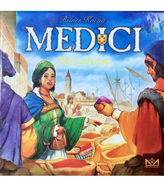 بازی ایرانی مدیچی: نسخه کارتی ( Medici: The Card Game)