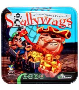 بازی ایرانی دندان گردها (scallywags)