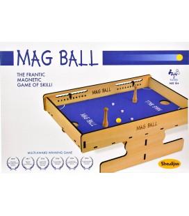 بازی ایرانی مگ بال (Klask)