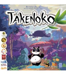 بازی ایرانی تاکنوکو (Takenoko)