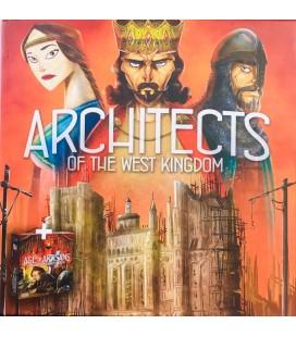 بازی ایرانی معماران امپراتوری غرب (Architects of the West Kingdom)