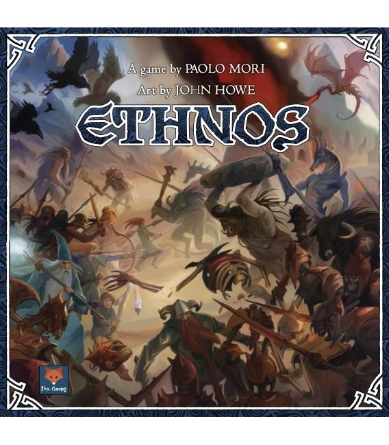 بازی ایرانی اتنوس (Ethnos)